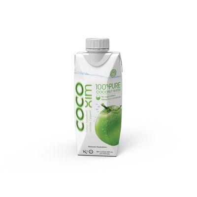 COCOXIM COCONUT WATER PURE NO SUGAR ADDED 330ML