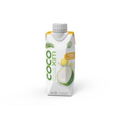 COCOXIM COCONUT WATER WITH PINEAPPLE JUICE 330ML