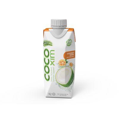 COCOXIM COCONUT WATER WITH CITRUS JUICE 330ML