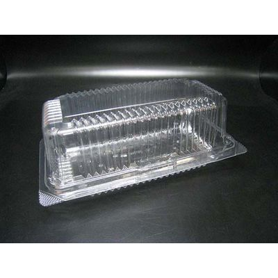 OTHERS RECT PLASTIC CLAM BOX 215X122X75MM 10PC