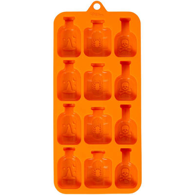 WILTON SILICONE MOULD SPELL BOTTLE 12CAV 2115-0-0085