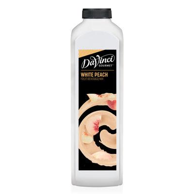 DAVINCI WHITE PEACH FRUIT MIX SYRUP 1L
