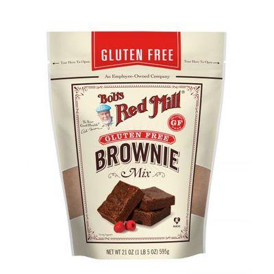 BOB'S RED MILL GF BROWNIE MIX 21OZ
