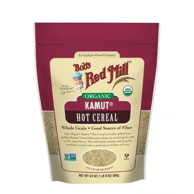 BOB'S RED MILL ORGANIC KAMUT CEREAL 24OZ