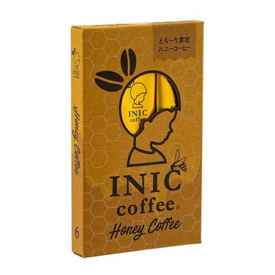 INIC COFFEE HONEY (6CUPS)