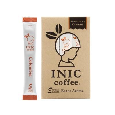 INIC BEANS AROMA COLOMBIA (12P)