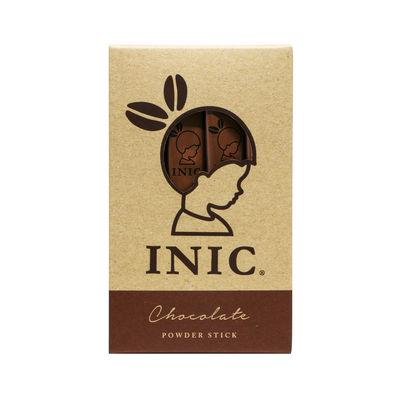 INIC CHOCOLATE POWDER STICK 12P