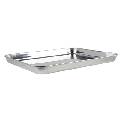 REDMAN STAINLESS STEEL TRAY 315X243XH25MM
