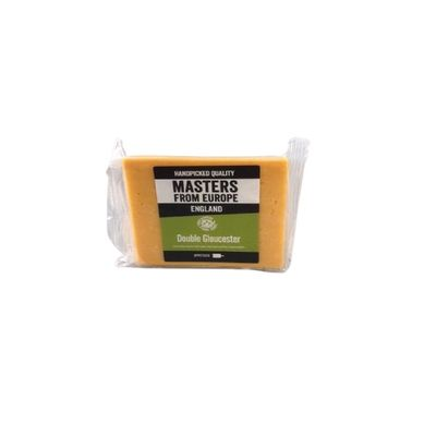 MASTERS FROM EUROPE DOUBLE GLOUCESTER CHEESE 200G