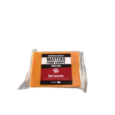 MASTERS FROM EUROPE RED LEICESTER WEDGE 200G