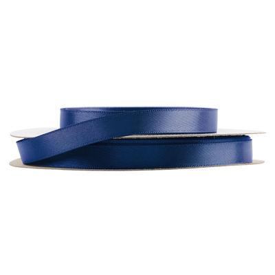 REDMAN SATIN RIBBON NAVY BLUE 9MMX25M