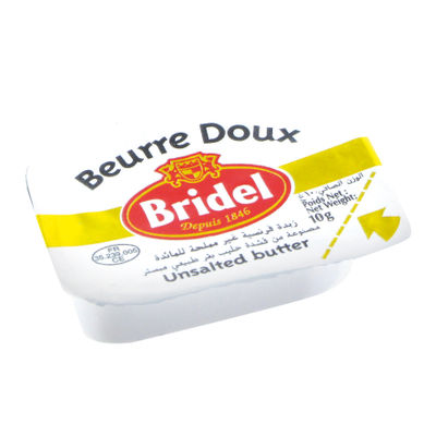 UNSALTED BUTTER PORTION (100PCX10G)