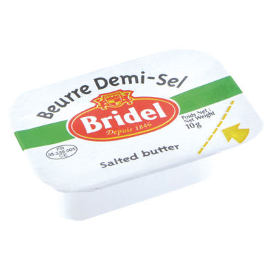 SALTED BUTTER PORTION (100PCX10G)