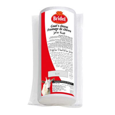 BRIDEL GOAT LOG CHEESE (PLAIN) 1KG [Best Before:24-10-21]