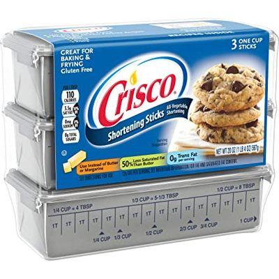 CRISCO SHORTENING (3BOXX6.7OZ)