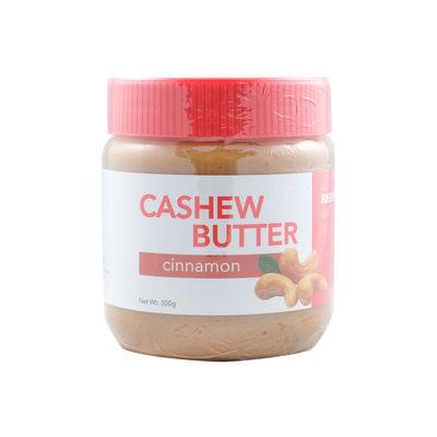 REDMAN CINNAMON CASHEW BUTTER 300G