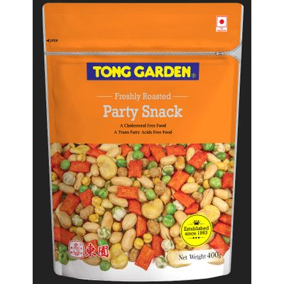 TONG GARDEN FRESHLY ROASTED PARTY SNACK 400G