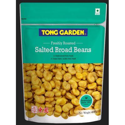 TONG GARDEN SALTED BROAD BEANS 400G