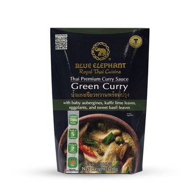 GREEN CURRY SAUCE 300G
