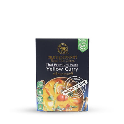 YELLOW CURRY PASTE 70G