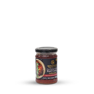 RED CURRY PASTE 220G