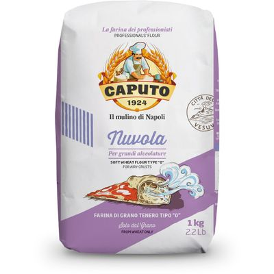 CAPUTO NUVOLA AIRY & FRAGRANT CRUSTS FLOUR 1KG