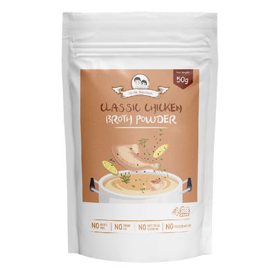 DOUBLE HAPPINESS CLASSIC CHICKEN BROTH POWDER 50G