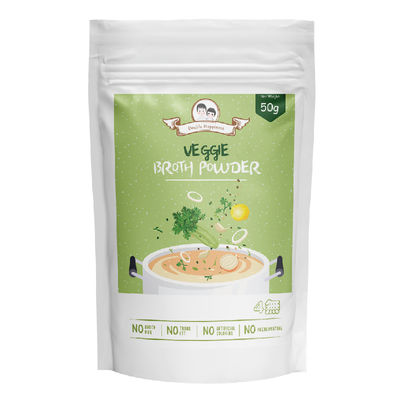 DOUBLE HAPPINESS VEGETABLE BROTH POWDER 50G