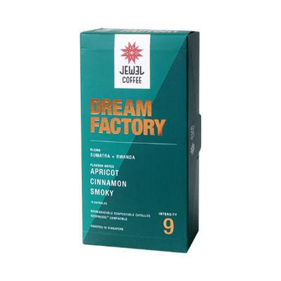 JEWEL COFFEE DREAM FACTORY COFFEE CAPSULE 10PCX5.4G