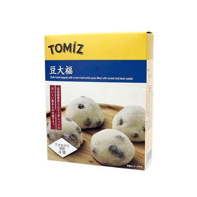 TOMIZ MOCHI WITH RED BEAN KIT SET  [Expires on:07/08/21]