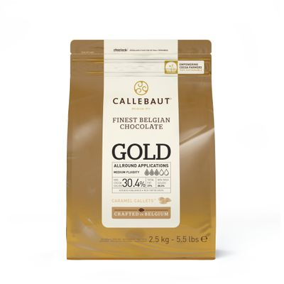 GOLD CHOCOLATE 2.5KG