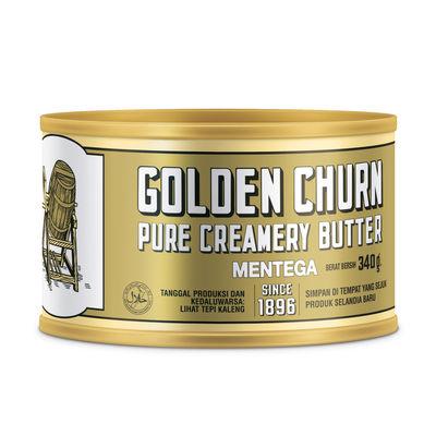 GOLDEN CHURN PURE CREAMERY BUTTER 340G