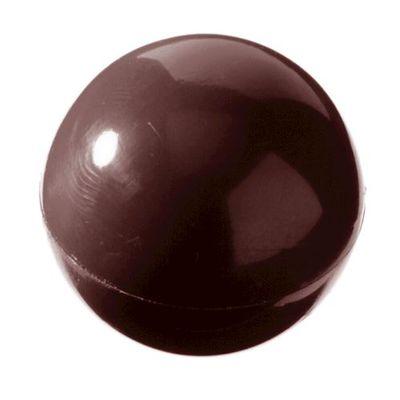 CHOCOLATE WORLD CHOCOLATE MOULD SPHERE DIA20MM 40CAV CW1495