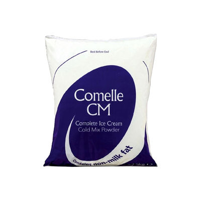 COMELLE ICE CREAM POWDER-STRAWBERRY 2.5KG