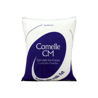 COMELLE ICE CREAM POWDER-VANILLA 2.5KG