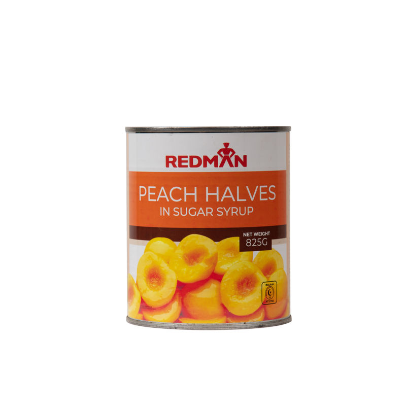 HALVE PEACH IN SYRUP 825G image number 0