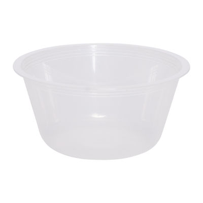 PP PLASTIC MICROWAVABLE CONTAINER 150ML ╪87MMX42MM 100PC