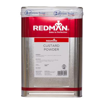 REDMAN CUSTARD POWDER 10KG