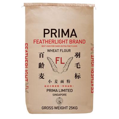 PRIMA FEATHERLIGHT WHEAT FLOUR FOR CAKE(TOP FLOUR) 25KG