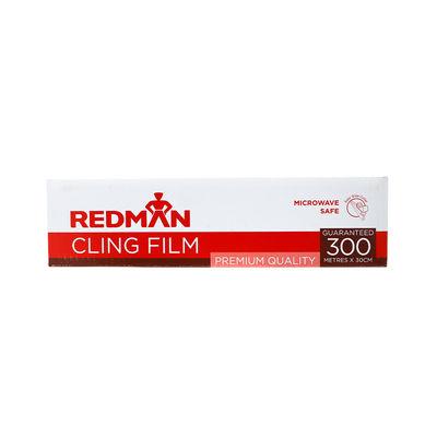 CLING FILM & CUTTER REDMAN PVC 30CMX300M