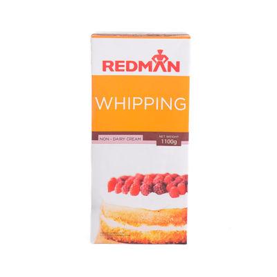 REDMAN WHIPPING (NON-DAIRY CREAM) 1L