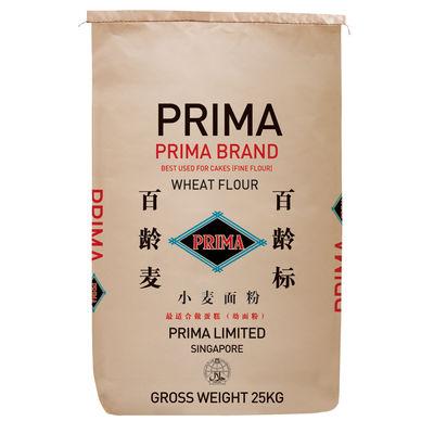 PRIMA PRIMA WHEAT FLOUR FOR CAKE 25KG