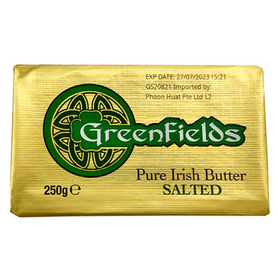 GREENFIELD SALTED BUTTER 250G