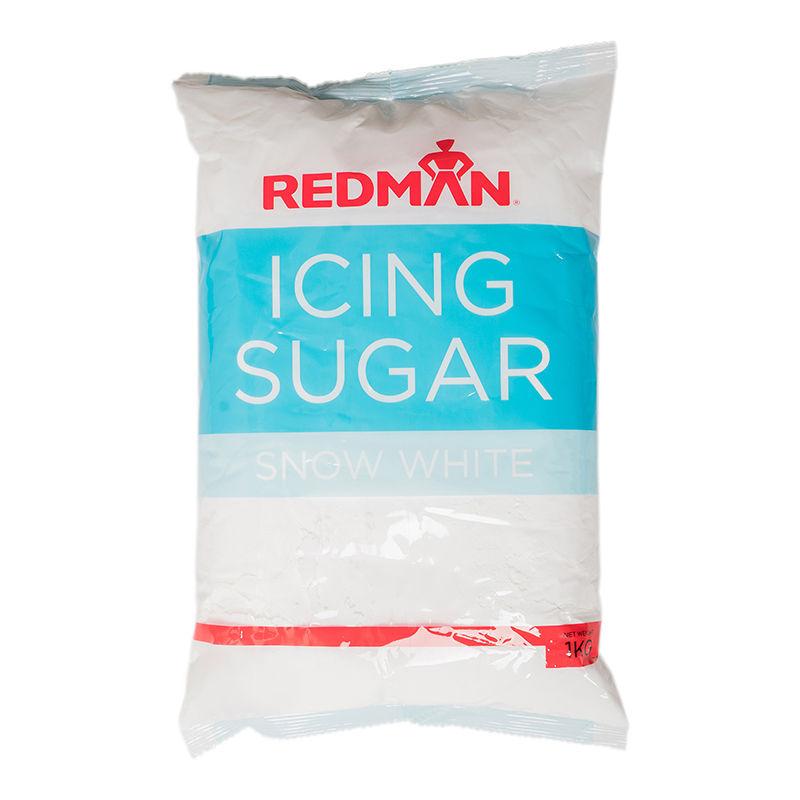 ICING SUGAR SNOW WHITE 1KG image number 0