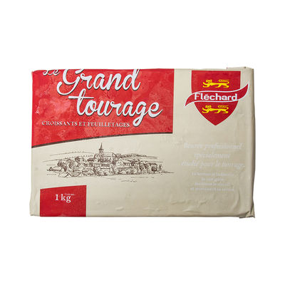 LE GRAND TOURAGE UNSALTED BUTTER 82% 1KG