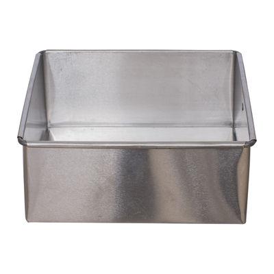 REDMAN SQUARE BAKING TIN PAN (7X7X3) (LOOSE BASE)