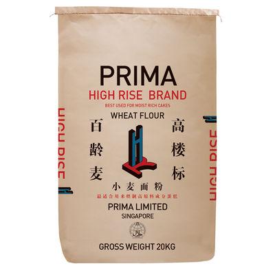 PRIMA HIGH RISE WHEAT FLOUR FOR CAKE 20KG