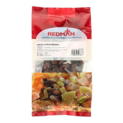 REDMAN DRIED STRAWBERRY 250G