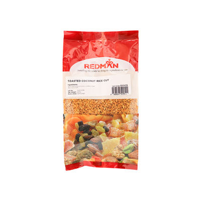 REDMAN TOASTED COCONUT RICE CUT 200G
