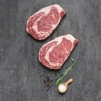 USDA BEEF RIBEYE BLACK ANGUS CHOICE 250G